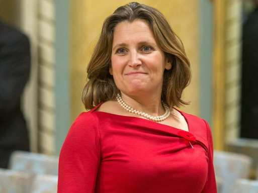 minister-of-international-trade-chrystia-freeland-as-the-lib